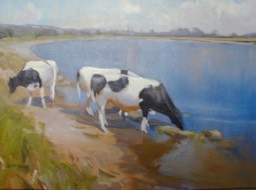 03 Cattle by the Trent